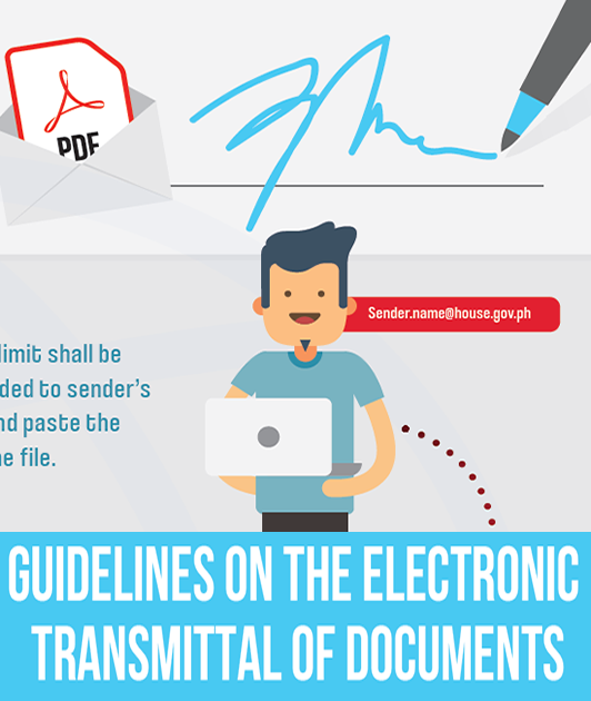 Guidelines on the Electronic Transmittal of Documents