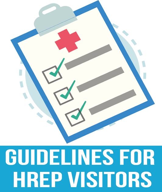 Guidelines for HREP Visitors